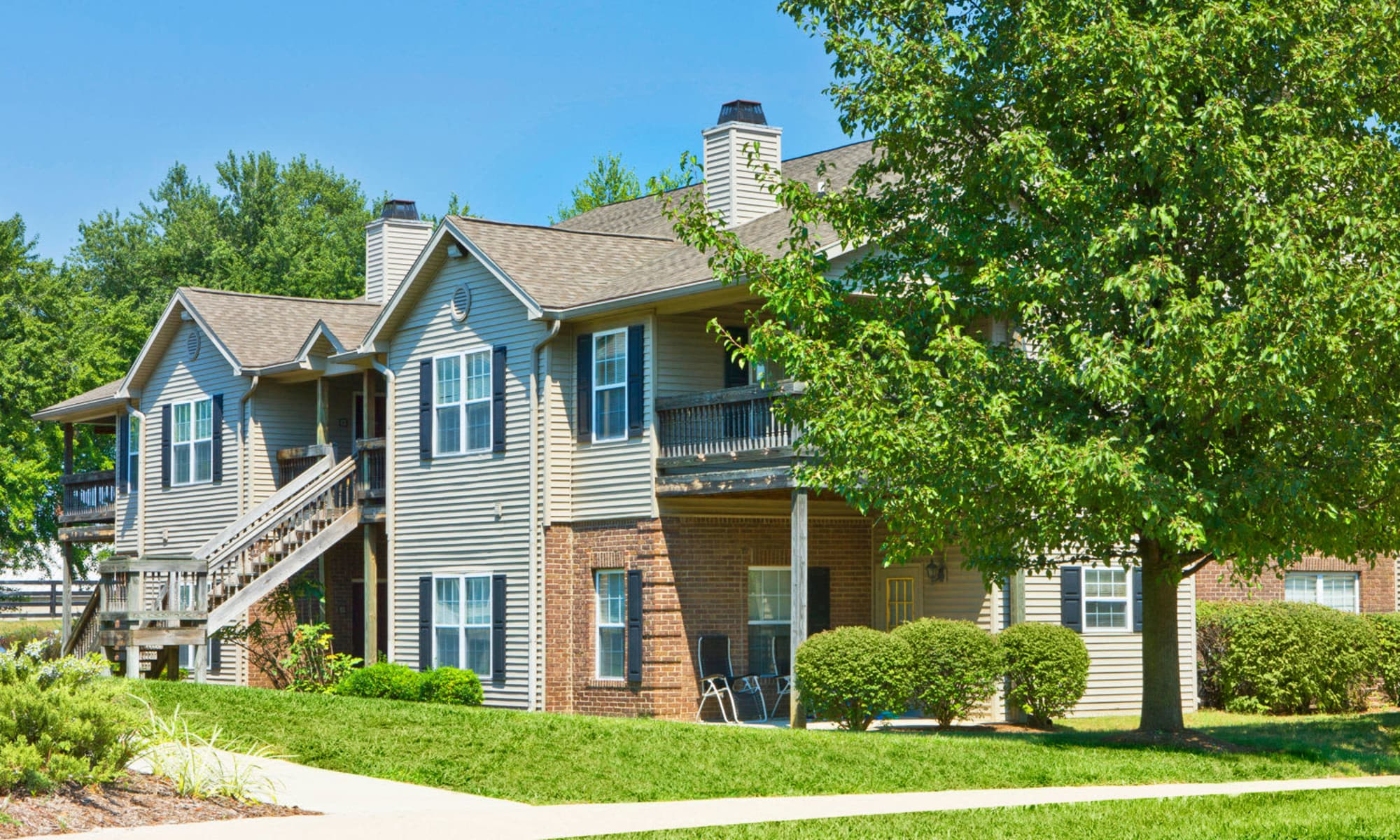 Apartments at Cooper Creek in Louisville, Kentucky
