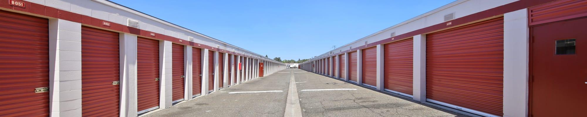 Contact us at Storage Star Rancho Cordova in Rancho Cordova, California