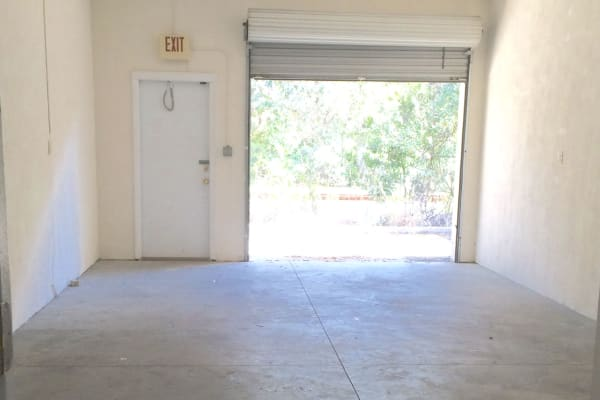 Loading door at Best American Storage in Ormond Beach, Florida