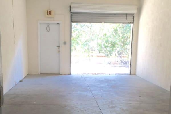 Loading door at Best American Storage in Ormond Beach, Florida