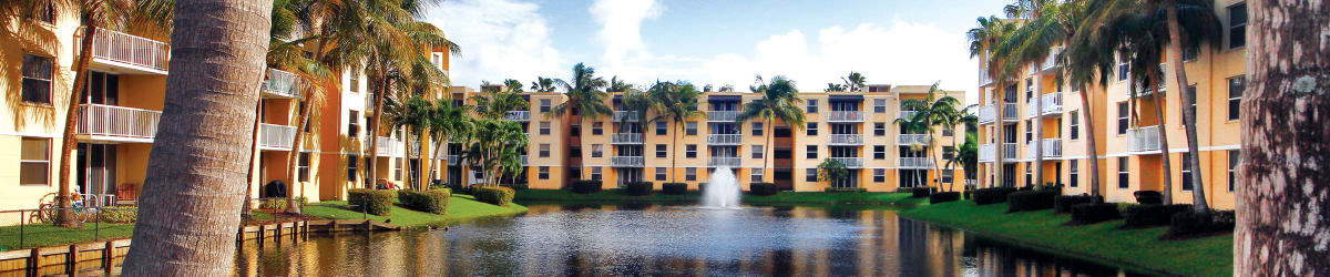 Read what residents of our Dania Beach apartments have to say