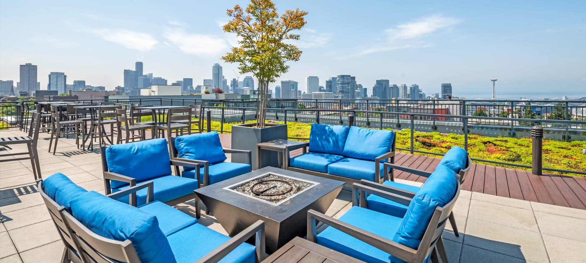 Apartments at The Lyric in Seattle, Washington