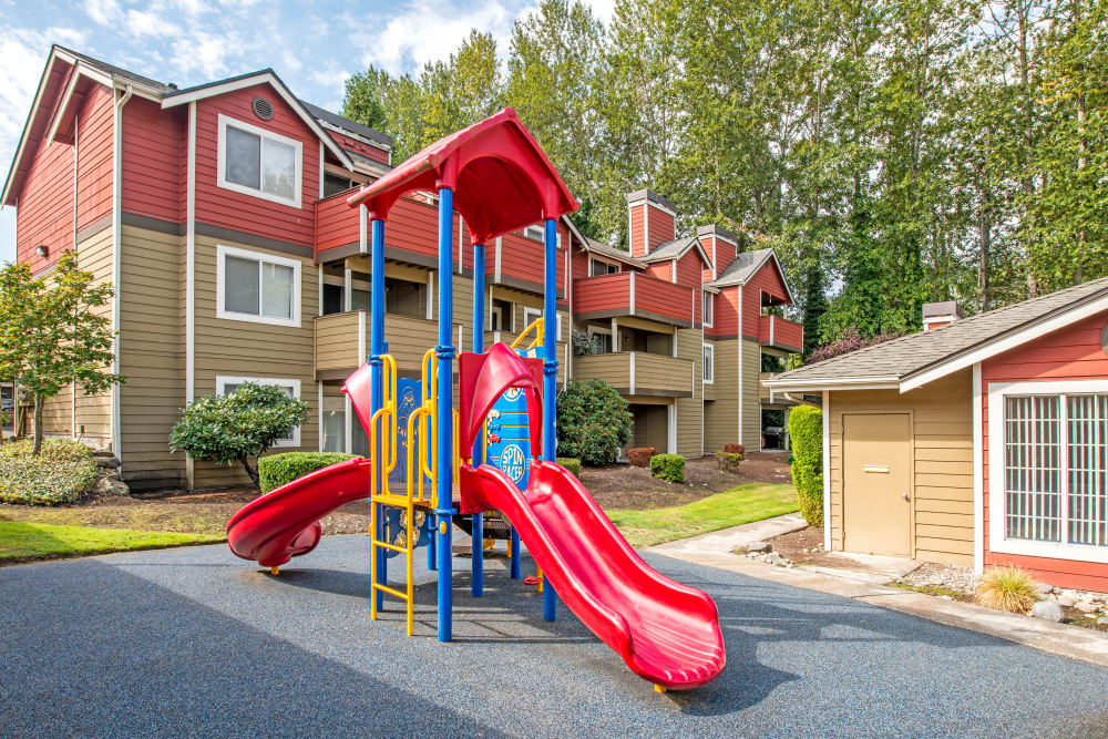 On site playground at Chestnut Hills Apartments
