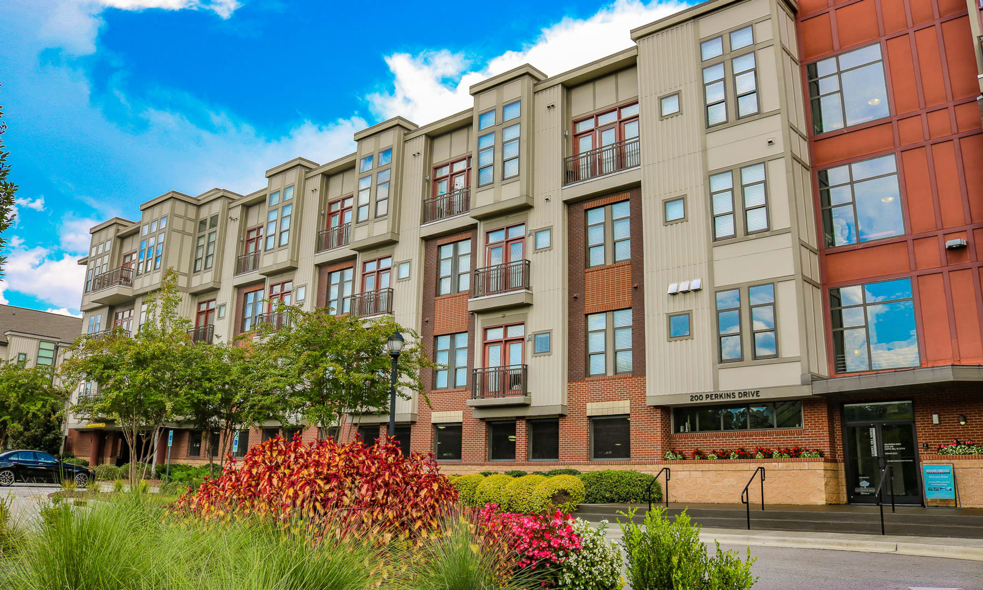 Take a look at our apartments at Chapel Hill North
