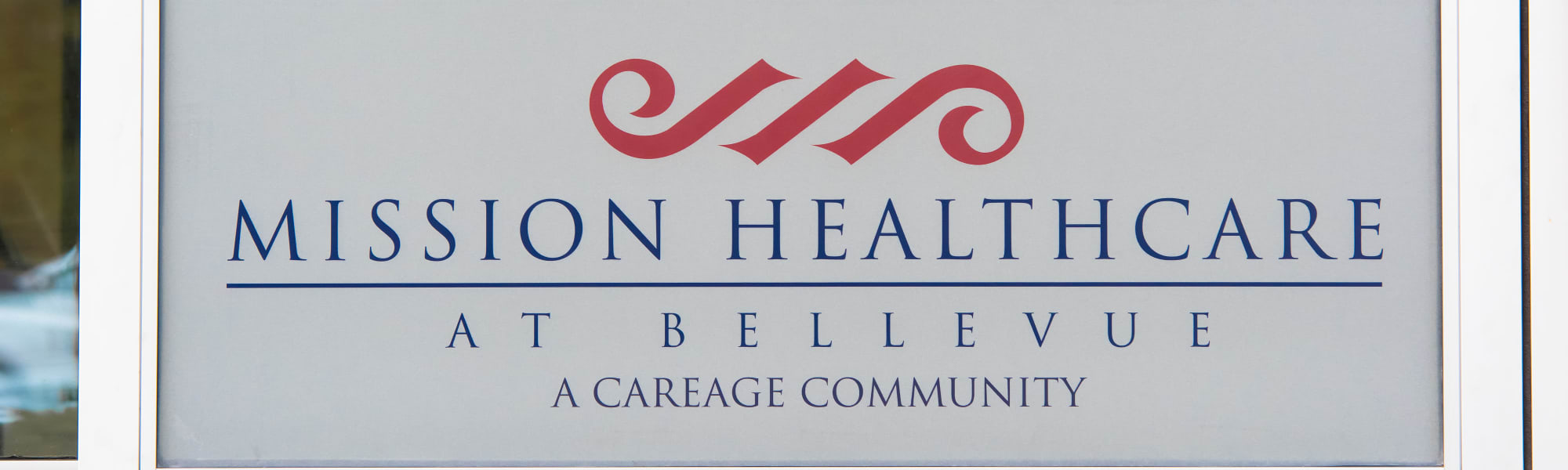map and directions to Mission Healthcare at Bellevue in Bellevue, Washington.