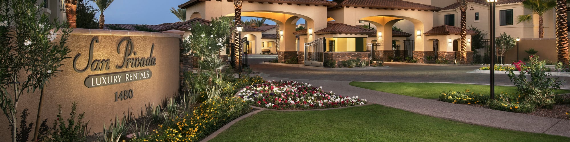 Contact us at San Privada in Gilbert, Arizona
