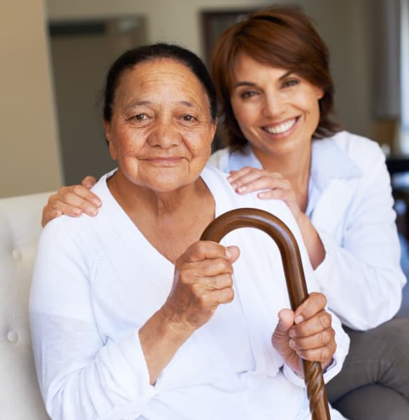 In-Home Care & Nursing Home available at Las Palomas Senior Living in Mesa, AZ