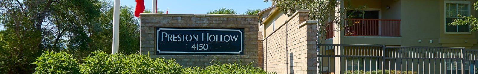 Learn more about our apartment homes for rent at Preston Hollow Apartments in Murray