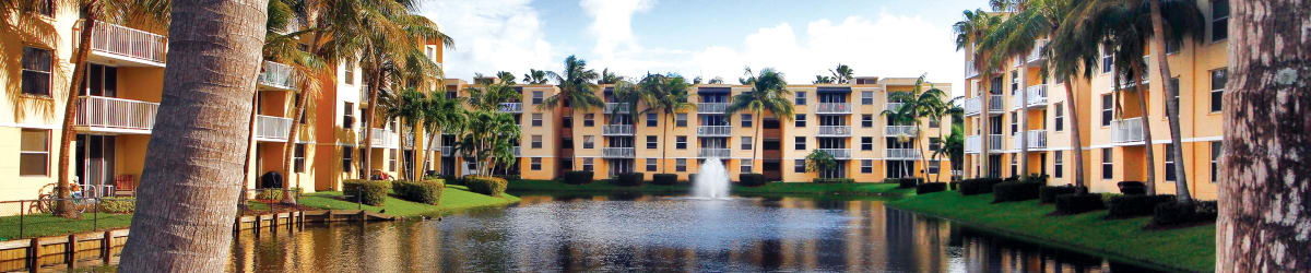 Amenities offered at our apartments in Dania Beach