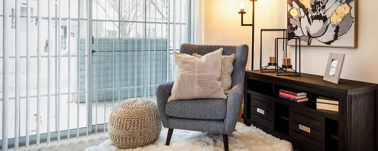 Village of Westover offers a beautiful living room in Dover, Delaware