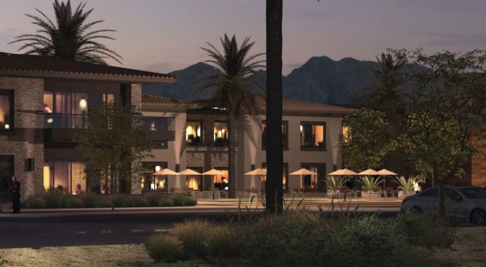 rendering of Carefield Living Rancho Mirage in Rancho Mirage, California.