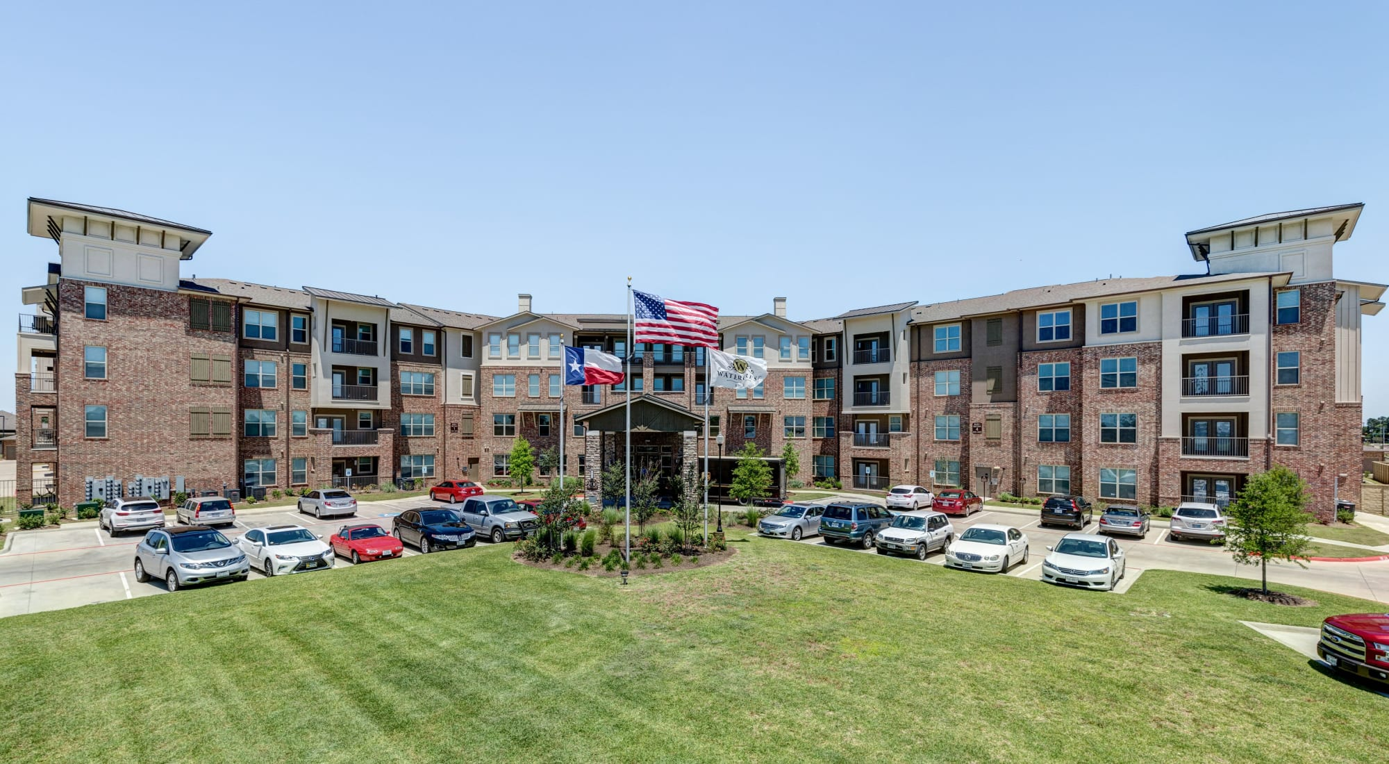 Senior living at Watercrest at Katy in Katy, Texas