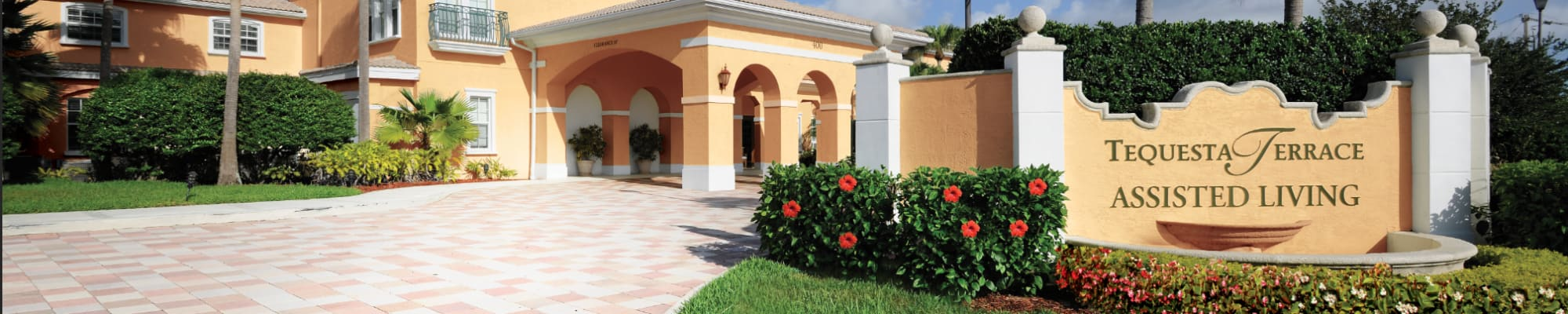 Senior living options at Tequesta Terrace in Tequesta, Florida