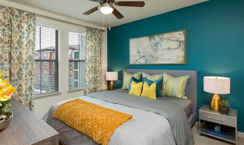 Bedroom at Sands Parc