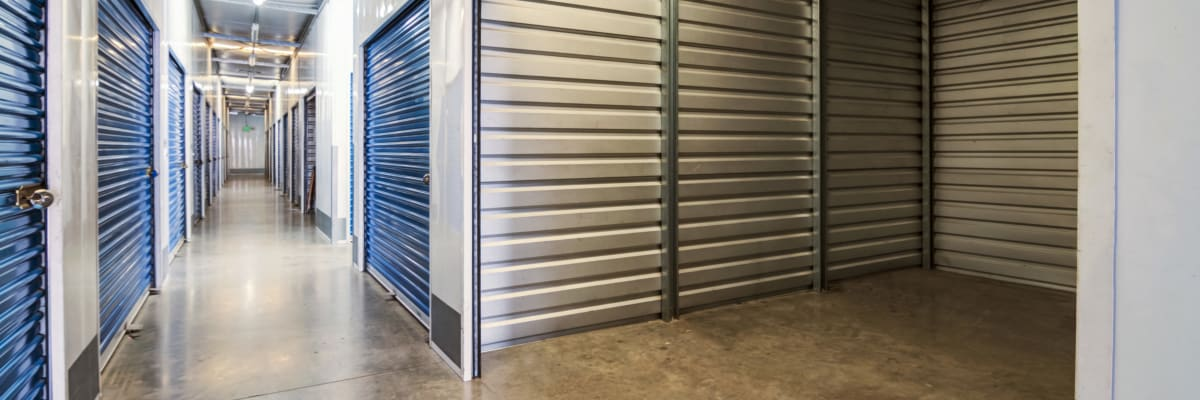 Features at Otay Crossing Self Storage in San Diego, California