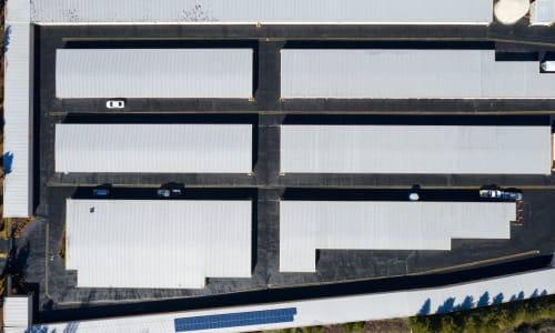 Carneros Self Storage Park Aerial View in Sonoma