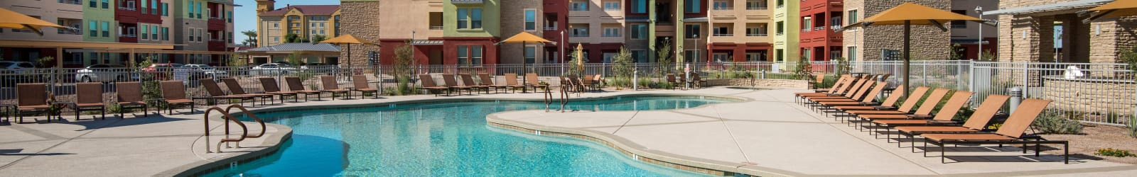 Pet friendly at Southern Avenue Villas in Mesa, Arizona