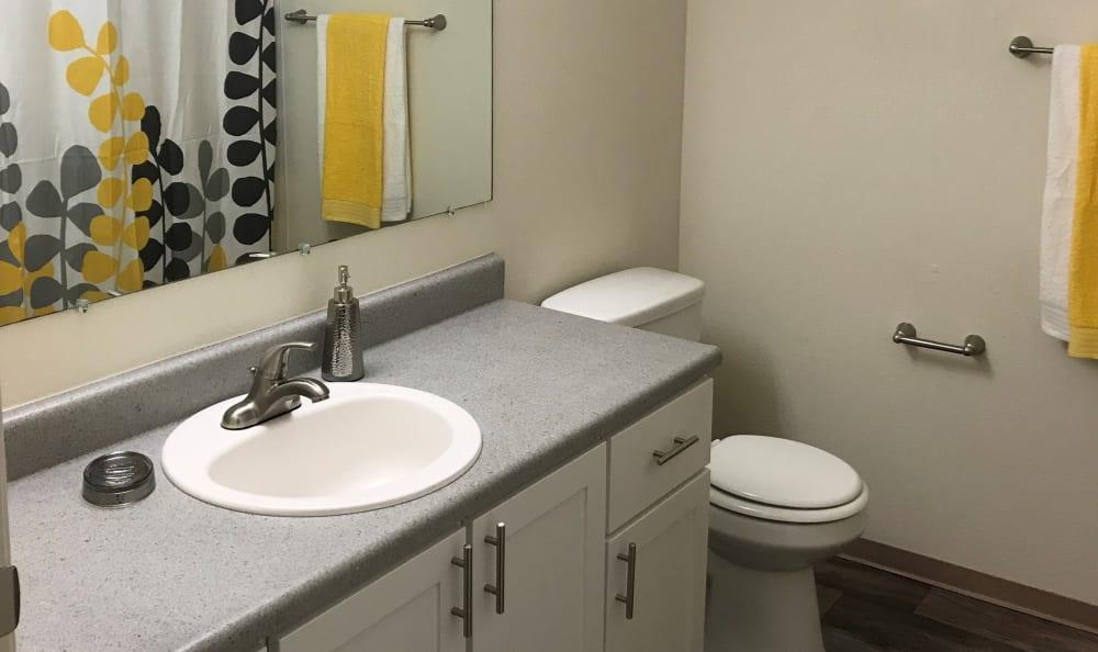 Bathroom at Renaissance at 29th Apartments