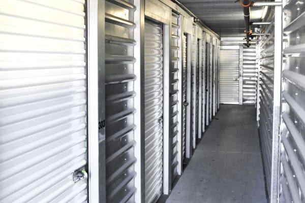 Sizes and prices of San Rafael self storage units