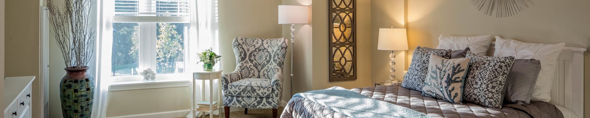 Lifestyle suites at Maplewood at Darien in Darien, Connecticut