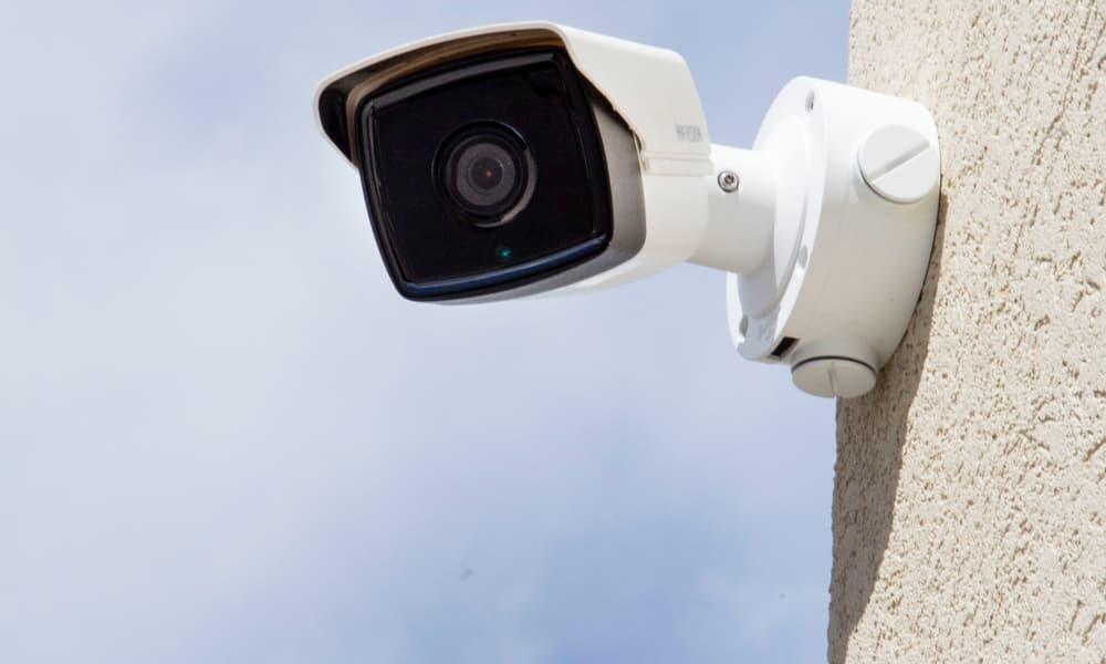 Video surveillance at Daniels Road Self Storage in Heber City, Utah
