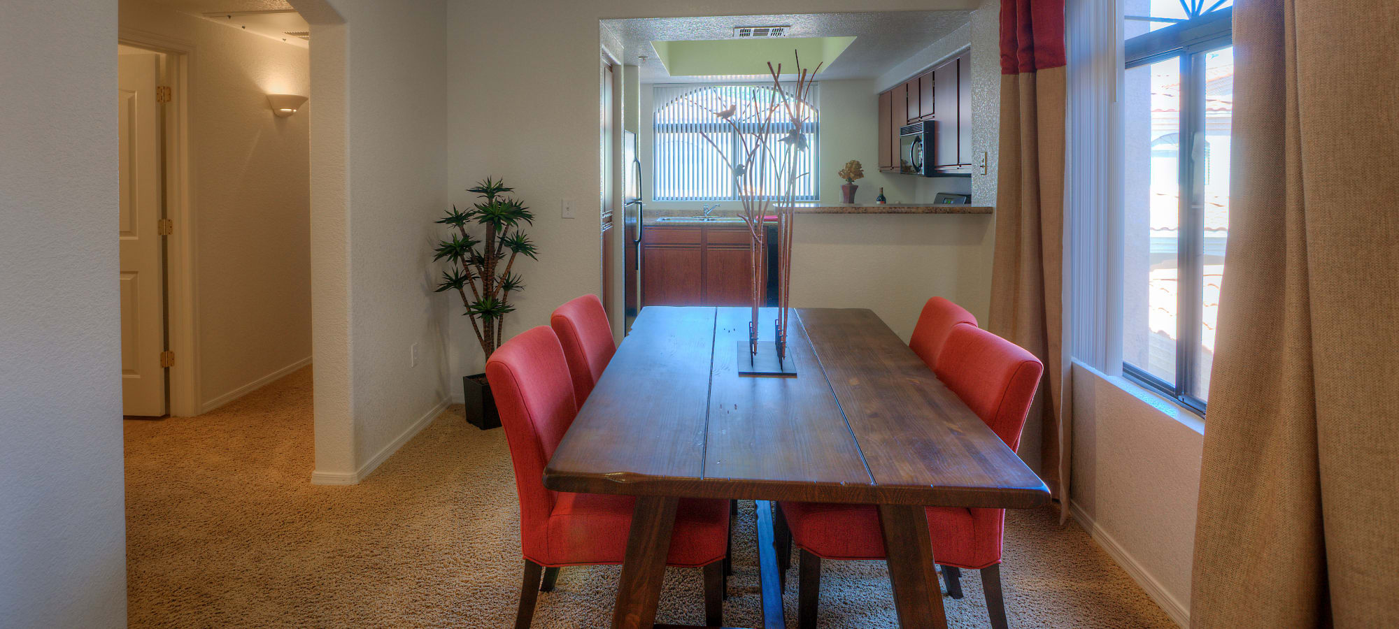 San Prado dining room in Glendale, Arizona