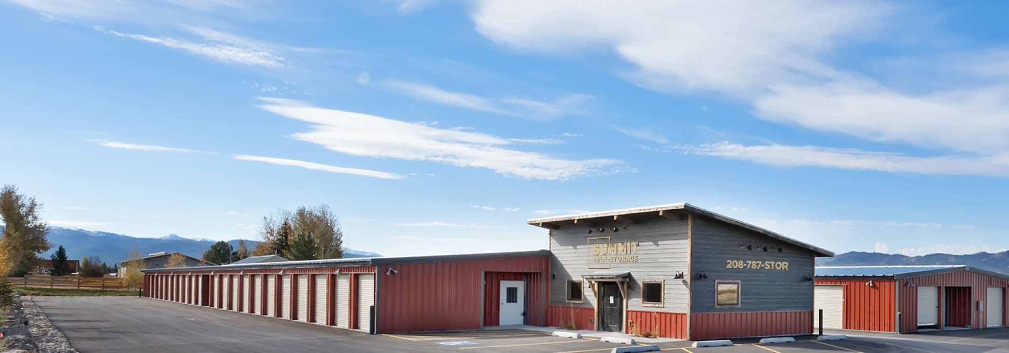 Self storage in Victor ID