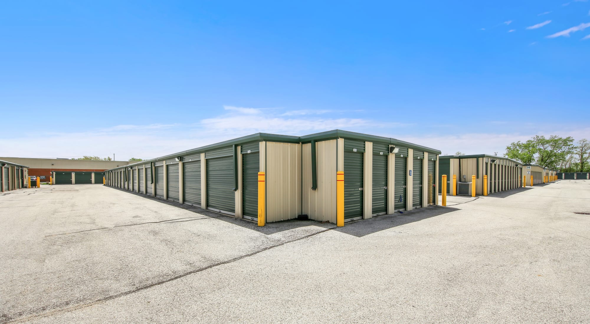 Global Self Storage self storage in Dolton, Illinois