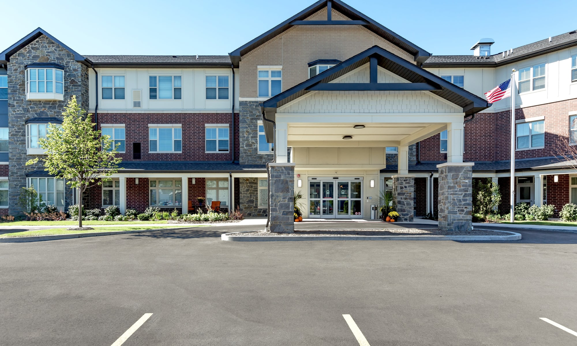 Senior living at Aspired Living of Prospect Heights in Prospect Heights, Illinois