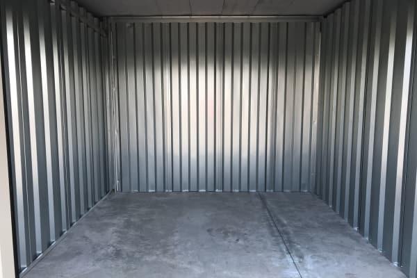 Climate controlled units at Heath Road Self Storage in Macon, Georgia