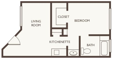 Senior Living Floor Plans Huntington Terrace