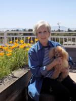 Ann, resident at Merrill Gardens at Rockridge in Oakland, California.