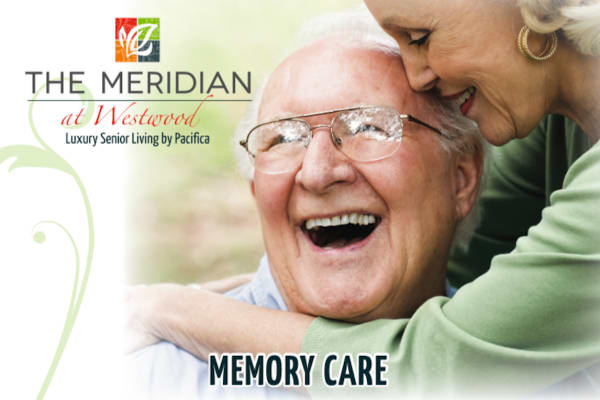 Memory care at The Meridian at Westwood
