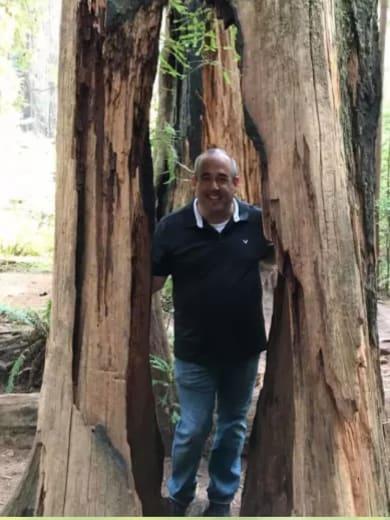 Matt Tartaglio of Pear Valley Senior Living in Central Point, Oregon