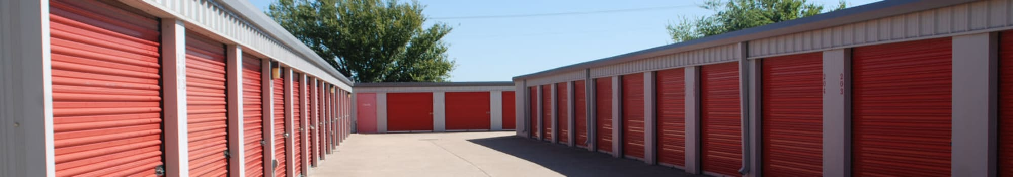 Aarons Self Storage 1 storage units for rent in Waco, Texas