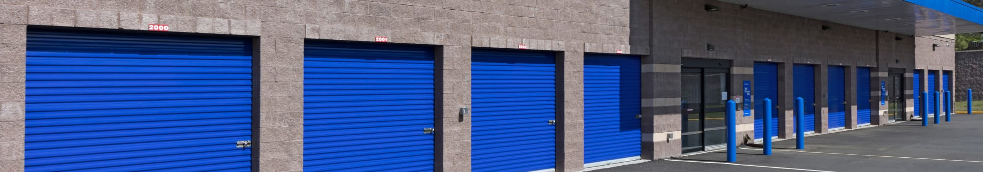 Self Storage Plus management services