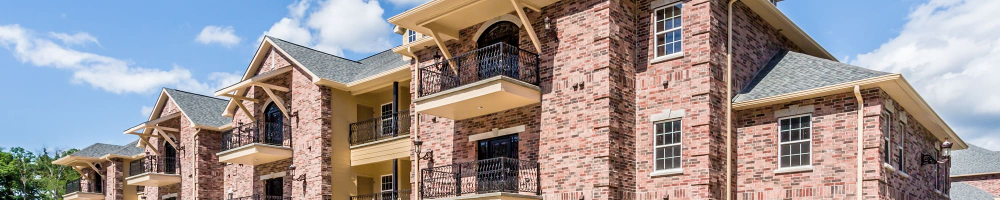 Amenities offered at Arlo Luxury Apartment Homes in Little Rock, Arkansas
