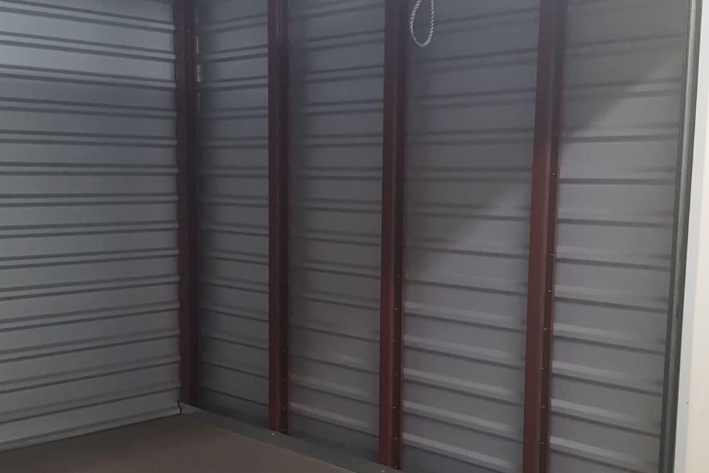 Inside a Storage Unit at Storage Etc... Long Beach