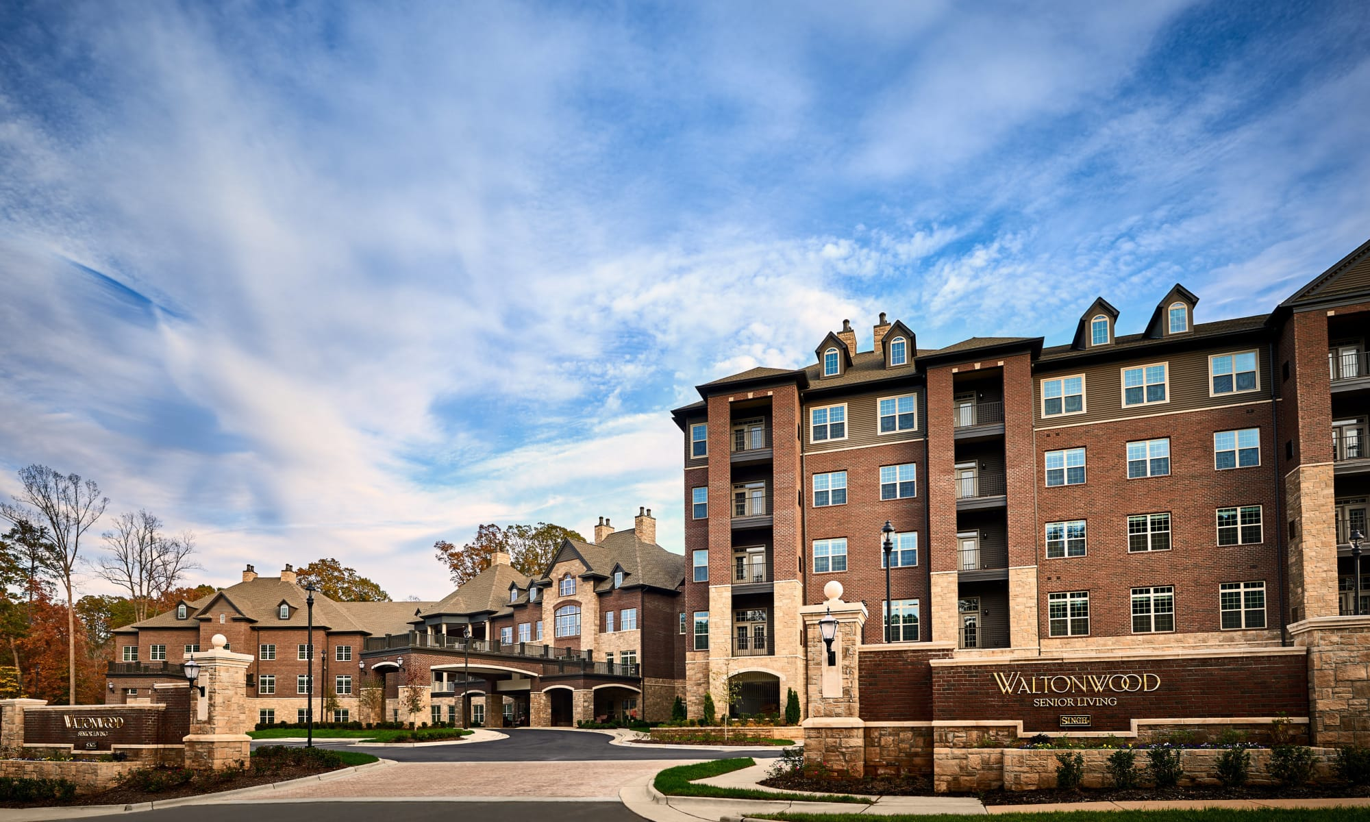 Senior living in Raleigh, NC