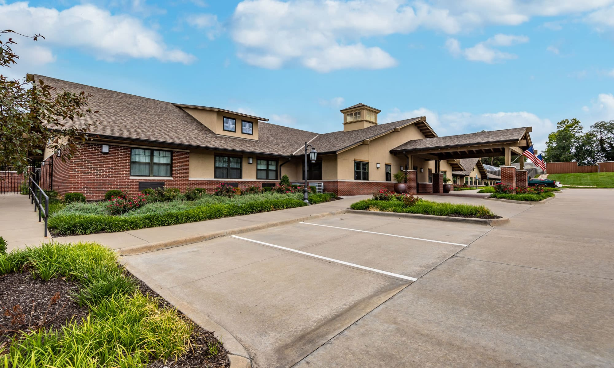 Senior living in Overland Park, KS