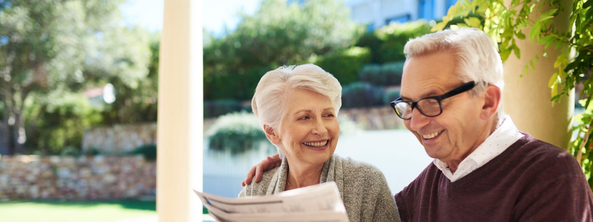 I'm Looking For - My Spouse at Ebenezer Senior Living