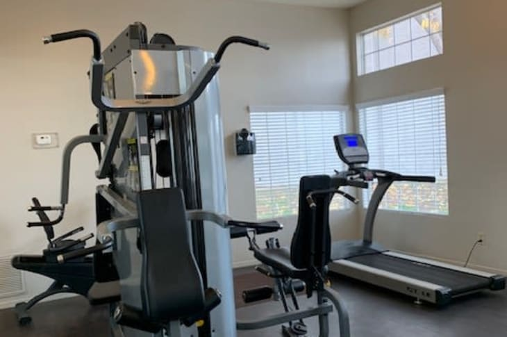 Fitness at Sunrise Springs Apartments in Las Vegas, Nevada