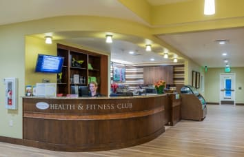 Touchmark on West Century Health & Fitness Club