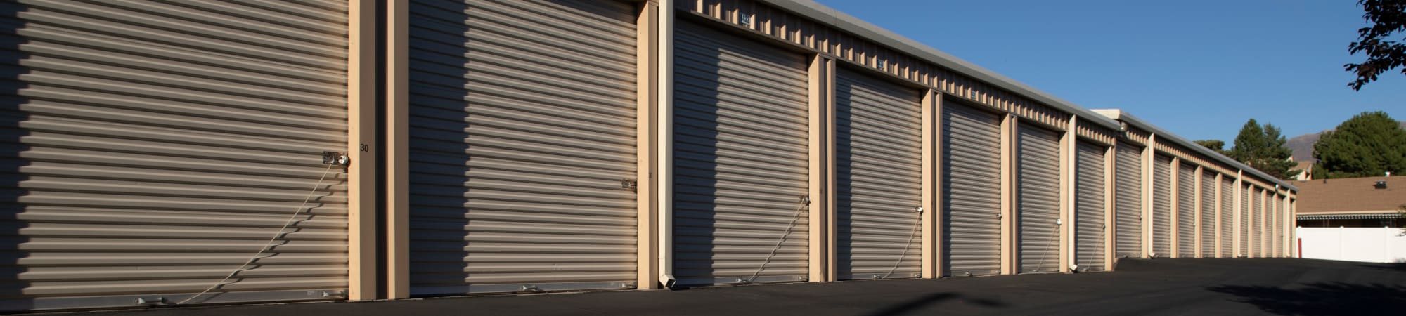 Lock It Up Self Storage self storage units for rent in Clearfield, Utah