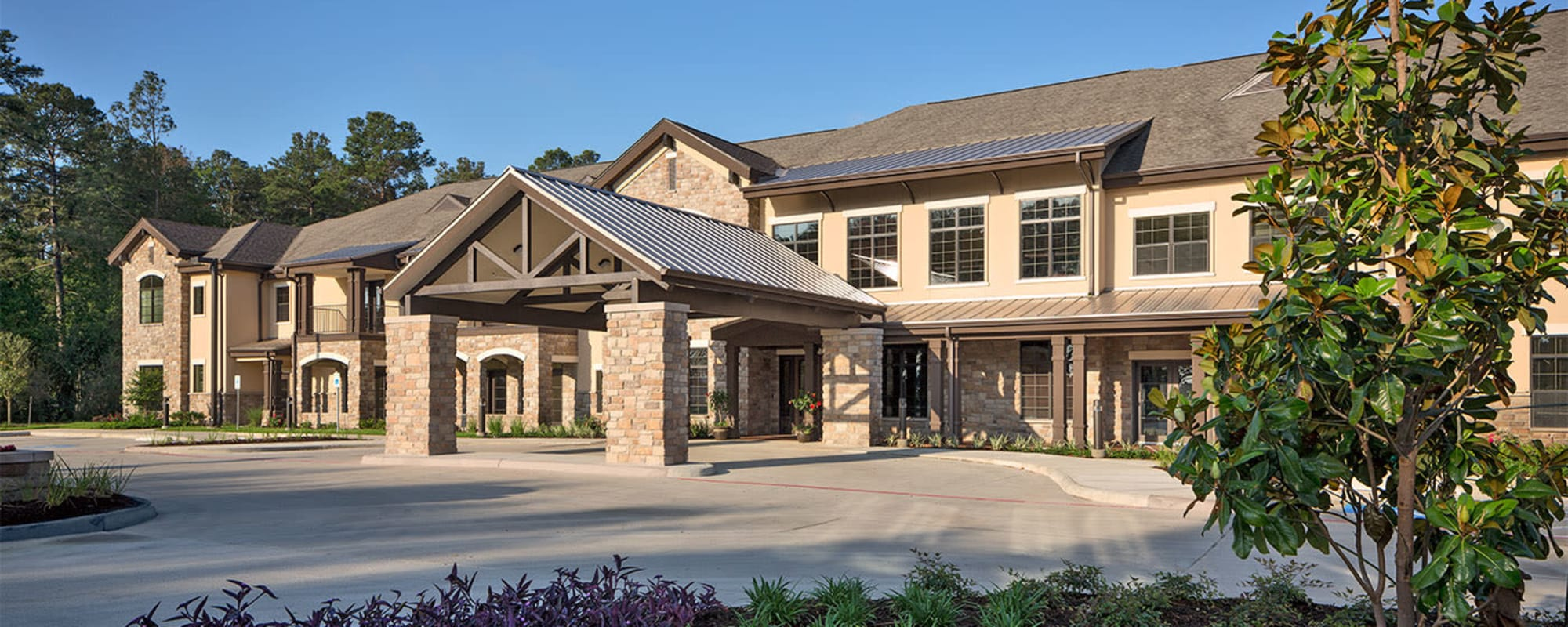 Floor Plans of Spring Creek Village in Spring, Texas