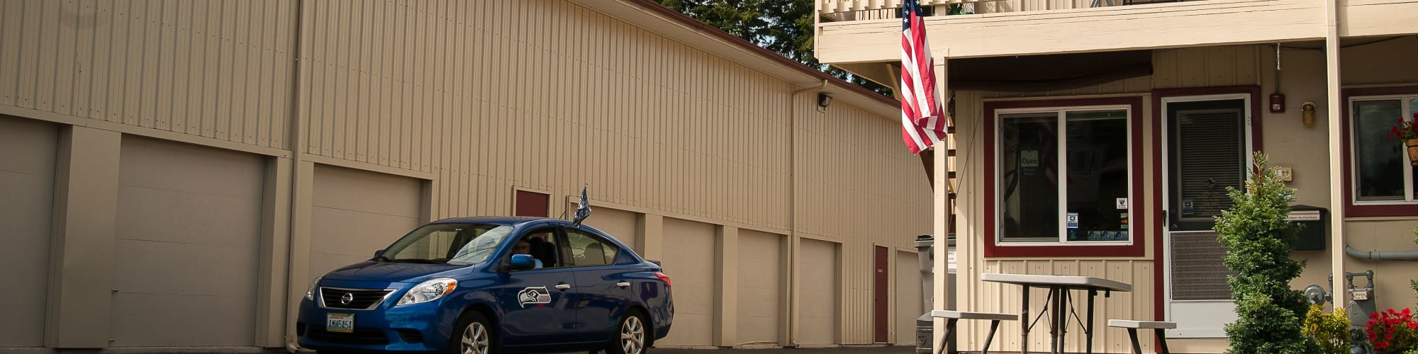 Self storage in Silverdale WA