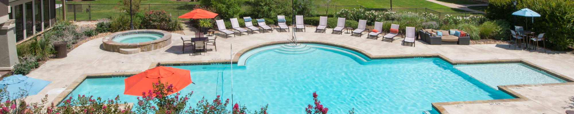 1,2 & 3 bedrooms offered at apartments in Bryan