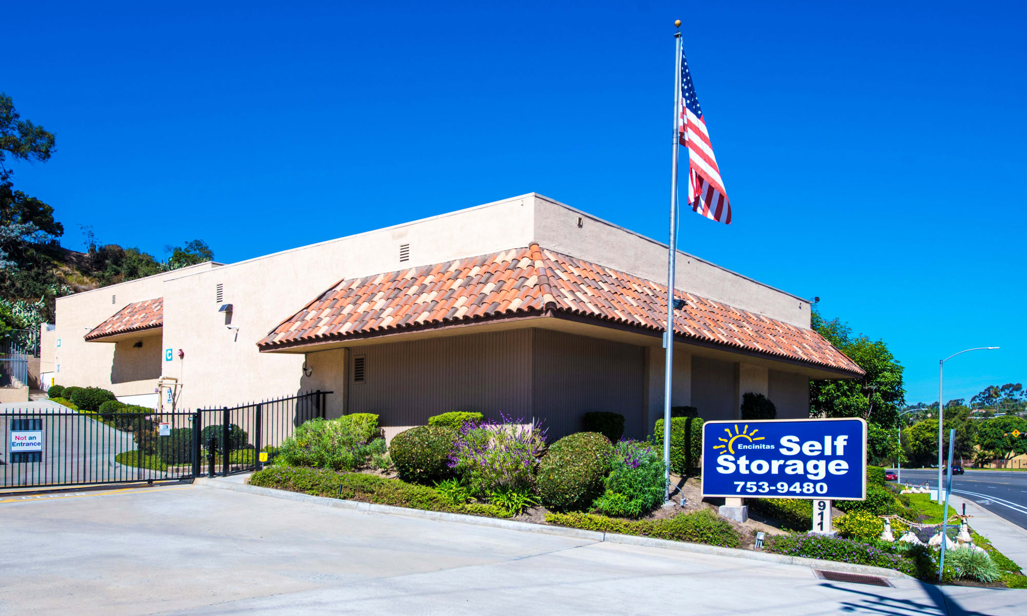 Come see us at Encinitas Self Storage for the best self storage in Encinitas