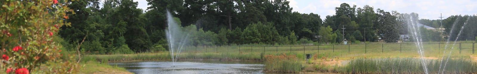 Neighborhood near Belforest Villas in Daphne, Alabama