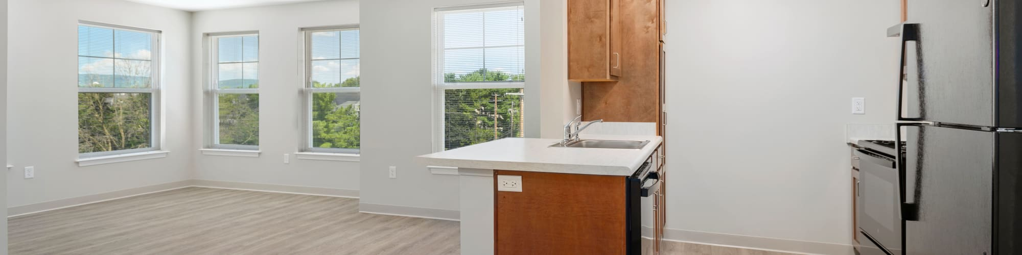 Schedule a tour of The Apartments at Sharpe Square in Frederick, Maryland